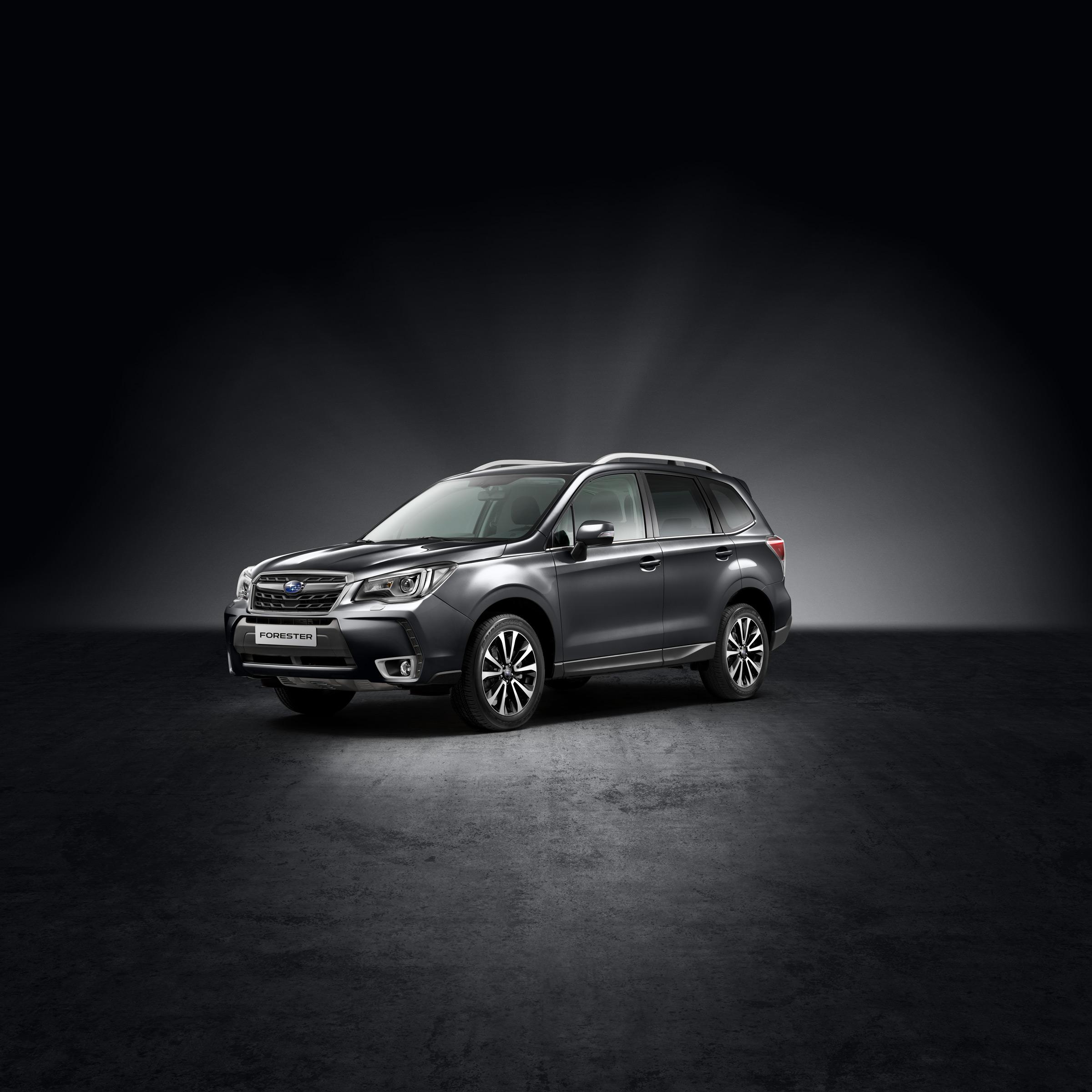 Специальная версия Subaru Forester - S Limited