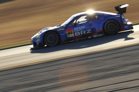В заключительном заезде серии SUBARU BRZ GT300 финишировал 17-м